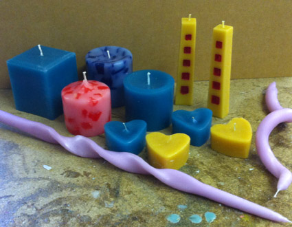 Candle making course3